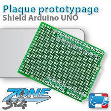 Plaque de prototypage Arduino Shield UNO (prototype board PCB)
