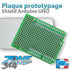 Plaque-de-prototypage-Arduino-Shield-UNO-prototype-board-PCB