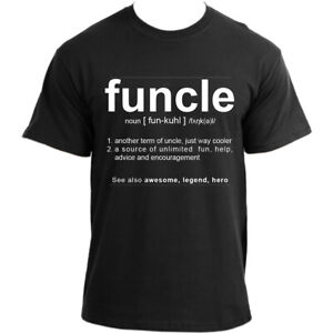 Funcle-Uncle-Gift-Idea-Novelty-T-Shirt-Humor-Cool-Very-Funny-Uncle-Tshirts-Fo