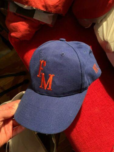 Fleetwood Mac Classic Mets Hat RARE