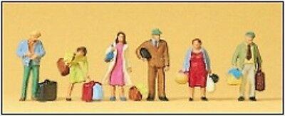 Fornitura Tt Sospeso Viaggiatori Preiser 75001 Nuovo!!!-mostra Il Titolo Originale Prodotti Di Qualità In Base Alla Qualità