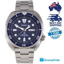 SEIKO Turtle Automatic PROSPEX SRP773 SRP773J JAPAN Blue SCUBA Diver Mens Watch