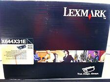 original Lexmark X644X31E X644X11E Toner   X644 X646 SCHWARZ A-Ware
