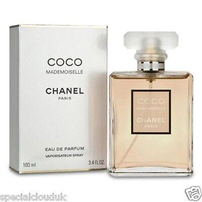 CHANEL COCO MADEMOISELLE Eau de Parfum Spray 100ml 100% Authentic Fast Delivery