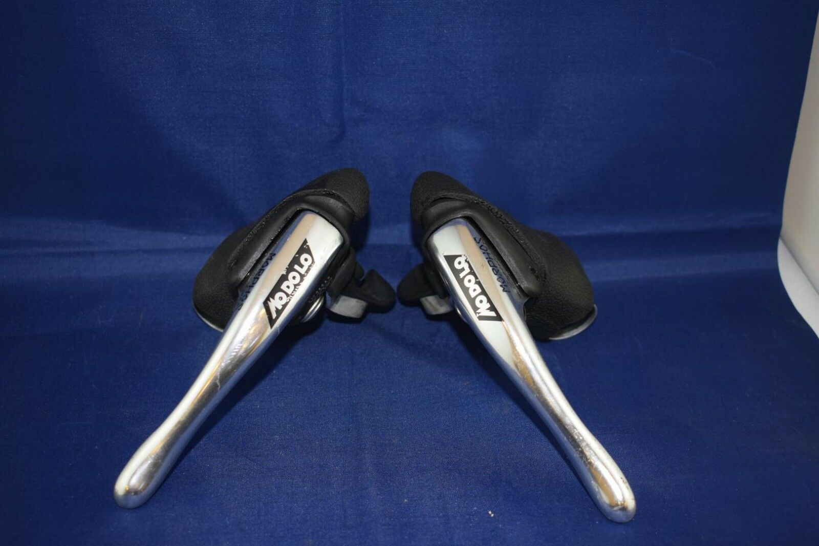 Modolo Morhos shift brake lever Set 3x8sp compatible Campagnolo & Shimano NOS