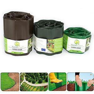 PLASTIC-GARDEN-GRASS-LAWN-EDGE-EDGING-BORDER-FENCE-WALL-DRIVEWAY-ROLL-PATH