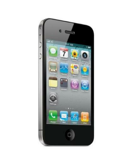 Apple iPhone 4S-8GB 16GB 32GB GSM *AT&T ONLY* Smartphone Black White Phone