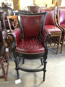 Frontgate Chesterfield Counter Seat Height Bar Stool Chair