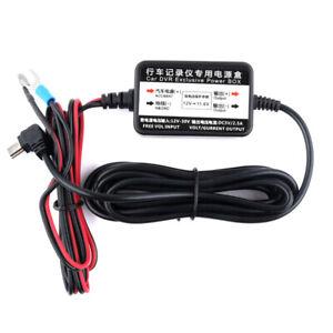 Universal-HardWire-Fuse-Exclusive-Power-Box-Car-Camera-Dash-Cam-Hard-Wire-Kit
