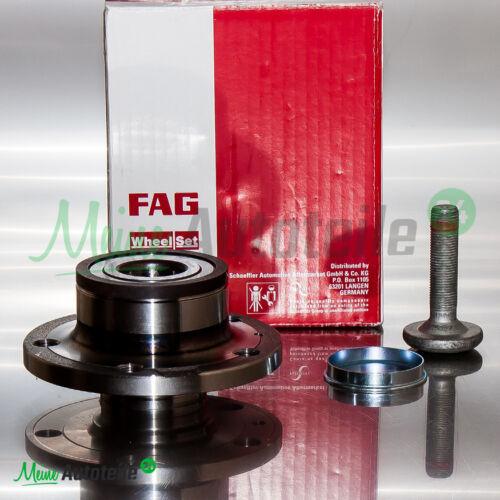 FAG Radlagersatz 713 6110 00 VW AUDI SKODA SEAT Hinterachse