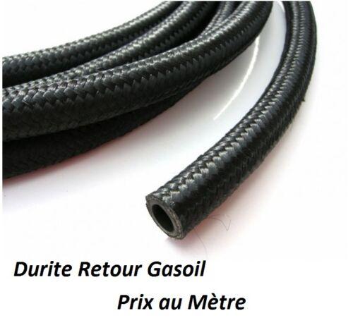 1 mètre tuyau durite 3.2mm retour injecteur gasoil RENAULT CLIO Grandtour