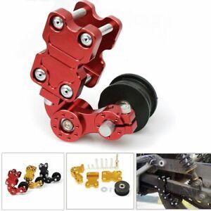 Aluminum-Chain-Tensioner-Bolt-Universal-Adjustable-For-Motorcycle-Street-Bike