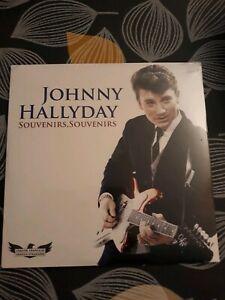 Johnny-Hallyday-45-Trs-Picture-Souvenirs-Souvenirs-Edt-Limitee