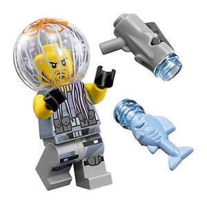 LEGO NINJAGO - JELLY Minifigure - split from 70614, 70615 - Shark Army