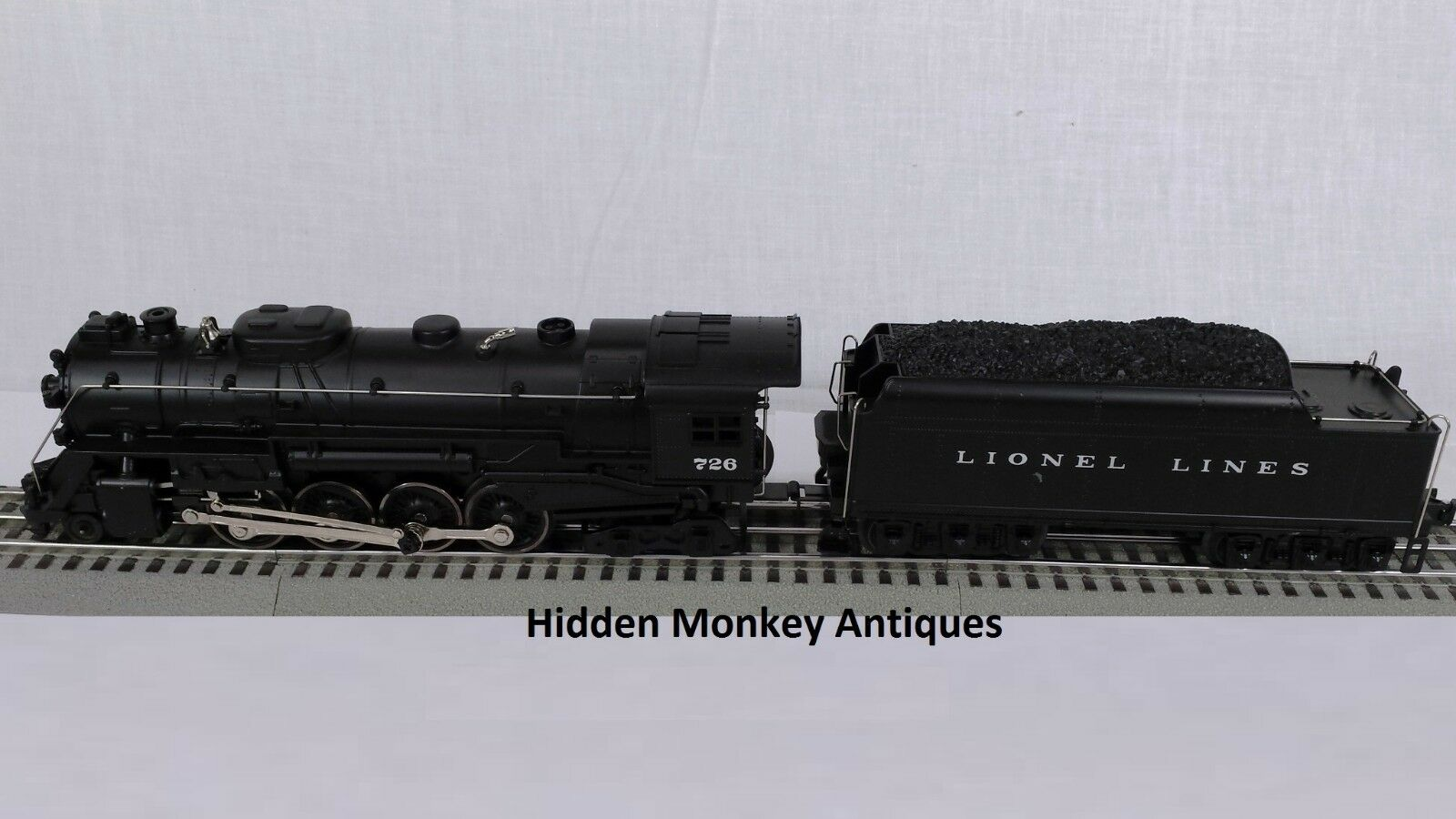 Lionel Berkshire with 12 Wheel Tender Tested
