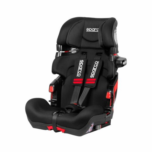 9-36 kg Italy Sparco Sparco SK800i Child Seat Black