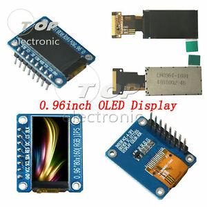 IPS-0-96-inch-SPI-HD-65K-Full-Color-Display-Module-ST7735-Drive-IC-80-160