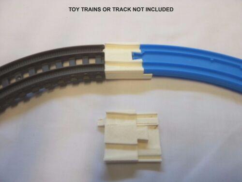 Train Track Adapter Motorized Trackmaster to Tomy Plarail Tomica Thomas