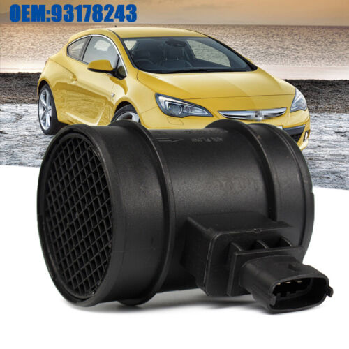 Mass Air Flow Meter For Vauxhall Opel Astra H Corsa D Vectra C 1.3 1.7 1.9 CDTi
