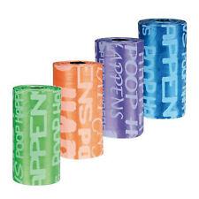 Trixie color caca de perro cachorro recoger bolsas, 8 Rollos X 20 bolsas, 160 bolsas de 22844