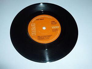 ELVIS-PRESLEY-Steamroller-Blues-1973-UK-solid-centre-7-034-vinyl-single