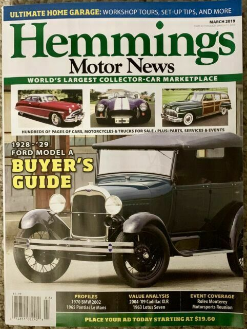 Hemmings Motor News Classic Car Profile 1977 Lincoln Mark V July 2017 For Sale Online Ebay