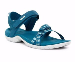 c5a1c0346 NEW TEVA WATER SHOES WOMENS 10 Sport Sandals Verra Teal  66 Retail ...