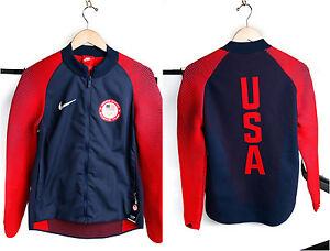 Image is loading NWT-Nike-Sportswear-Team-USA-Dynamic-Reveal-Jacket- ae4c43607f29