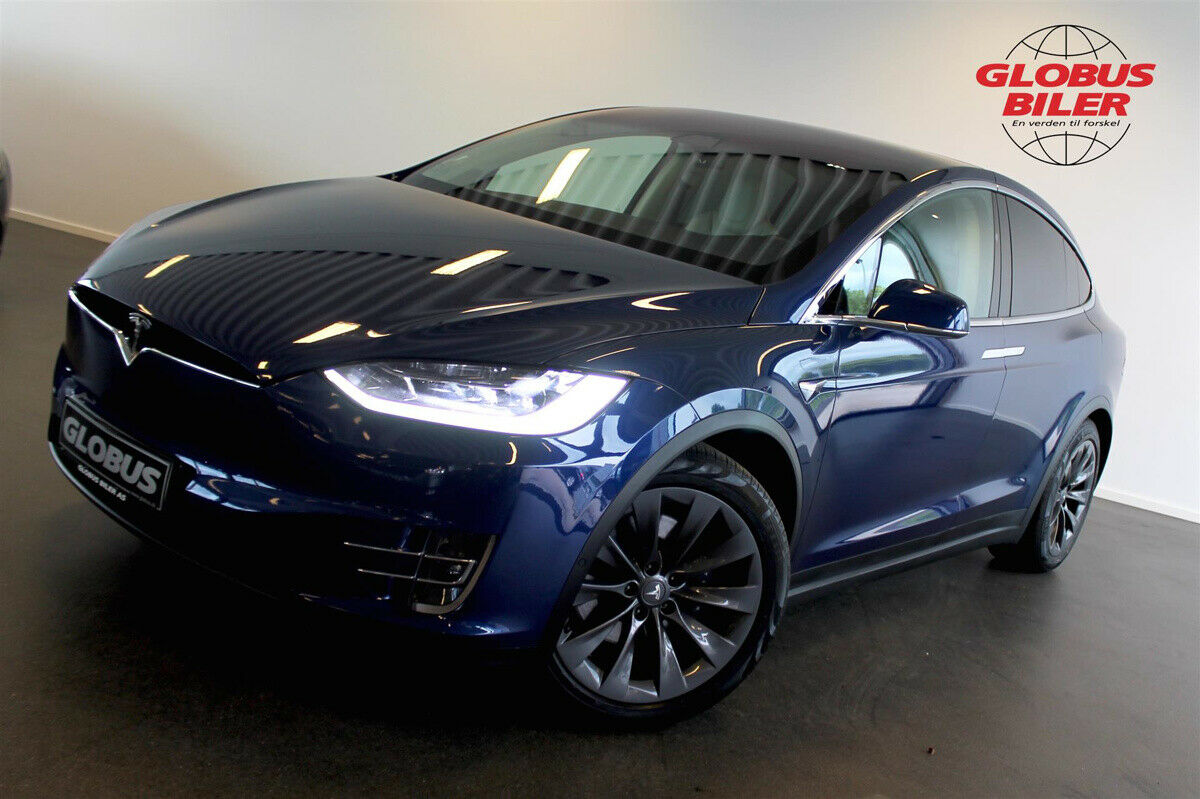 Tesla Model X  100D 6prs 5d - 789.900 kr.
