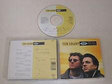 TEN SHARP/THE FIRE INSIDE(COLUMBIA COL 473886 2) CD ALBUM