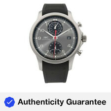 IWC Portugieser Yacht Club Anthracite Grey Dial Automatic Mens Watch IW390503