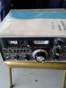 Yaesu-FT-101EE-HAM-Radio-Transceiver