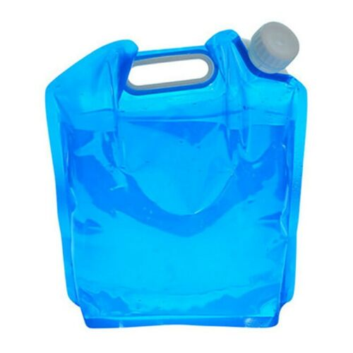 5L //10L Folding Drinking Water Bucket Camping Water Container Storage Bag Useful