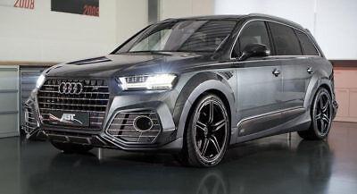 Audi Q7 Sq7 Abt Body Kit Genuine Parts Ebay