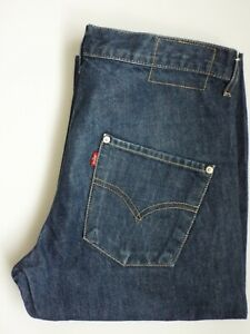 LEVI-039-S-Type-3-Twisted-Engineered-Jeans-W30-L32-bleu-fonce-levp-598