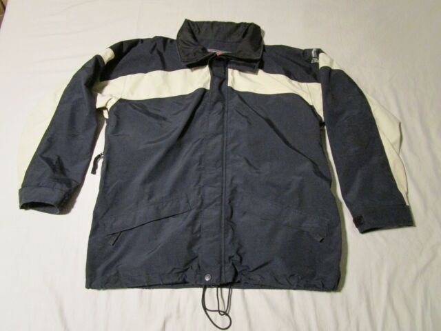 Black Large Spyder Active Sports Throwback Gore-Tex Accessories