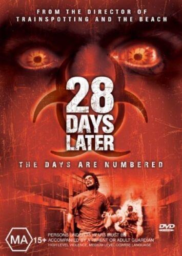 1 of 1 - 28 Days Later (2002) Brendan Gleeson - NEW DVD - Region 4