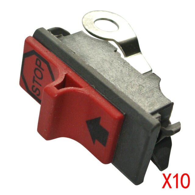 2X On Off Stop Switch For Husqvarna 268 272 257 261 262 266 281 288 394 395 3120