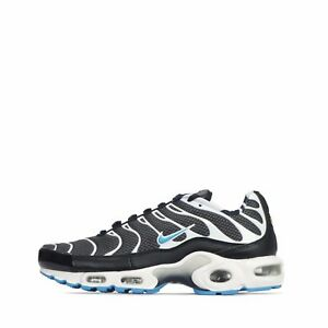 762bf3c55b64 Nike Air Max Plus TN Tuned Mens Shoes in Black Vivid Blue