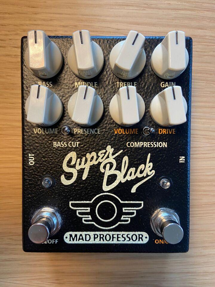 Overdrive / Amp in a box, Andet mærke Mad Professor Super