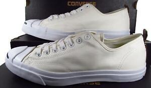 Converse-Jack-Purcell-JP-JACK-OX-Nylon-WHITE-Lunarlon-Sole-151481C-10-5-MEN-039-S
