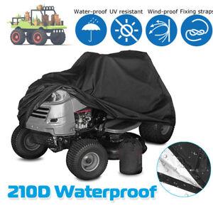 70-039-039-Lawn-Mower-Cover-Heavy-Duty-210D-Oxford-Dust-Rain-UV-Protection-Storage