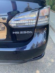 2010 Lexus HS 250h Ultra Premium