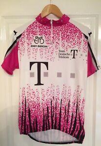 824259677 Image is loading Eddy-Merckx-Team-Deutsche-Telekom-Italian-Cycling-Jersey-