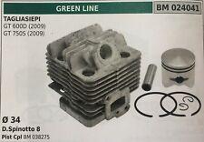 CILINDRO E PISTONE TAGLIASIEPI GREEN LINE G 600 GT 750
