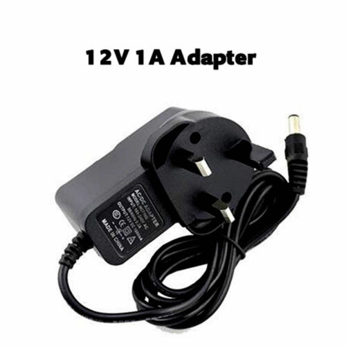 DC12V Power Supply With// Without Adapter Connector 2A 3A 5A 6A 8A10A Transformer