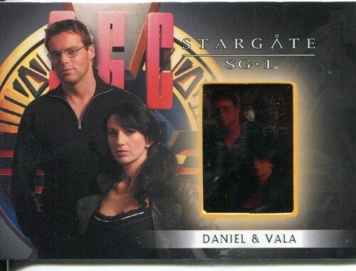 Stargate SG1 Season 10 Film Clip Gallery Chase Card F9