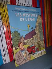 Les mystères de l'épau - Exposition Blake et Mortimer - Le Mans - BD