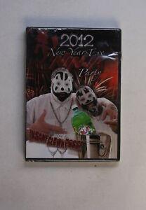 Insane-Clown-Posse-New-Years-Eve-Ninja-Party-DVD-Still-Sealed-ICP-Wrestling