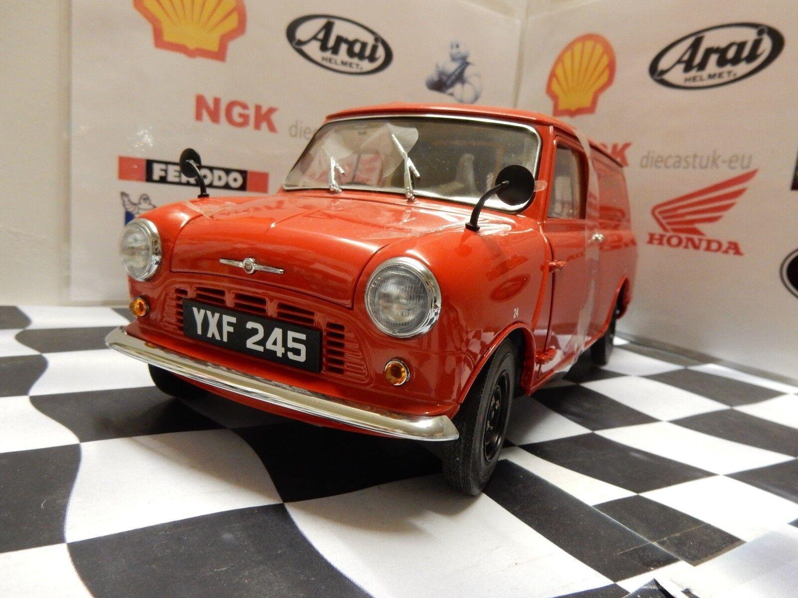 Sunstar 1 12 die-cast 1960 Morris Minivan Saloon Ltd Edt of 999 Item code 5316